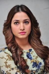 Actress Tamanna Interview Photos about Baahubali Movie