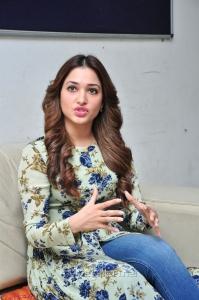 Baahubali Movie Actress Tamanna Interview Photos
