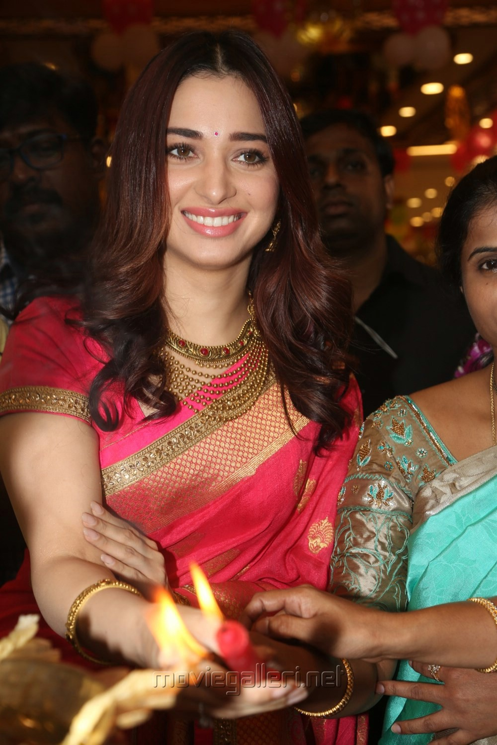 Tamanna Launches Joh Rivaaj lounge at Chennai Shopping Mall Photos