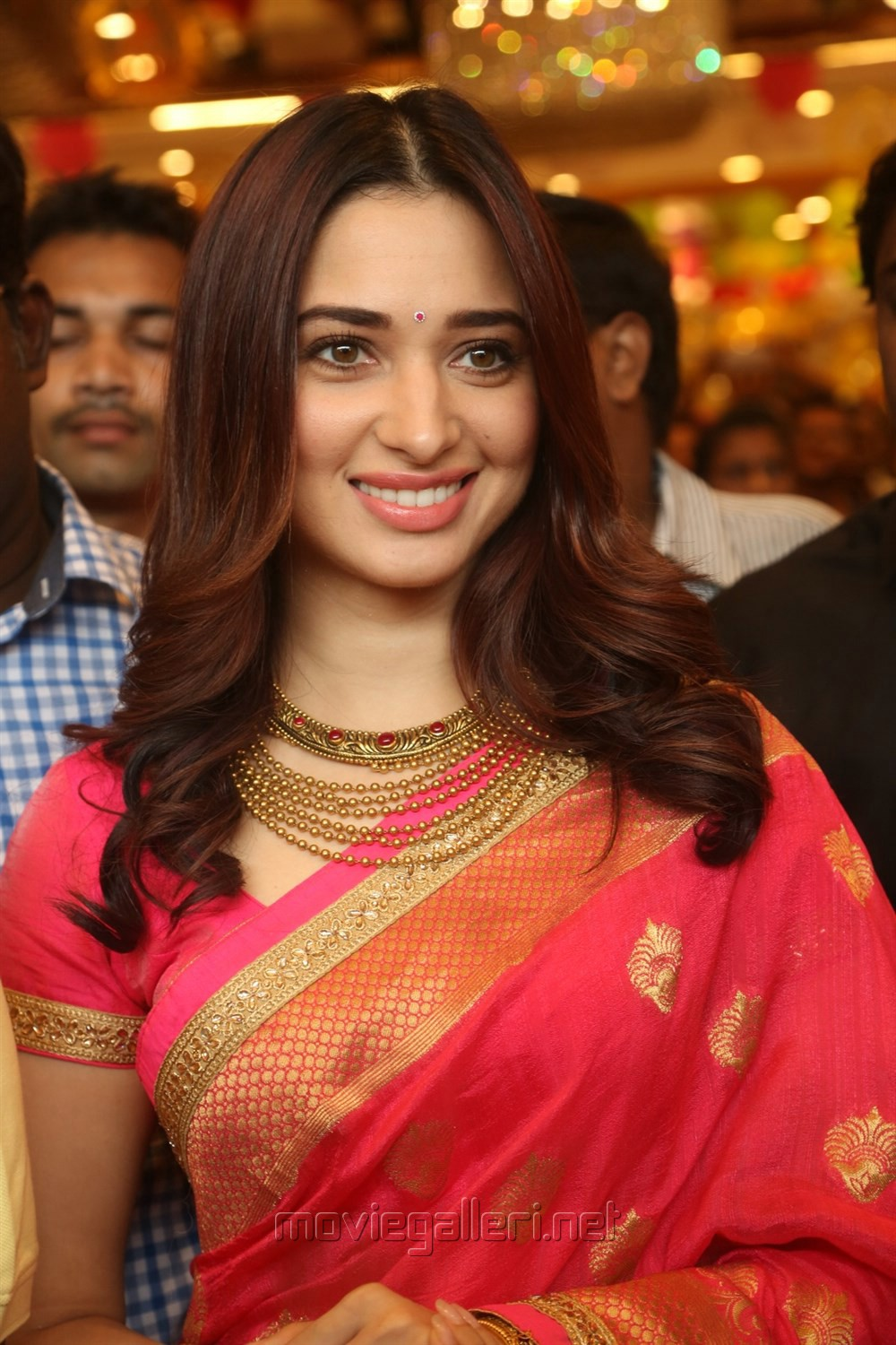Joh Rivaaj Exclusive Lounges Launch by Tamannaah Bhatia, Hyderabad