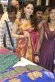 Tamanna Launches Kalanikethan Shop Stills