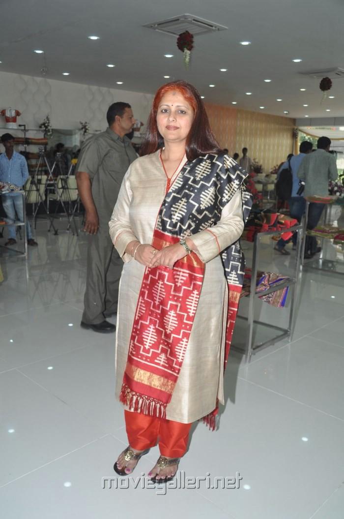 Actress Jayasudha launches Trisha Boutique @ Hyderabad Photos