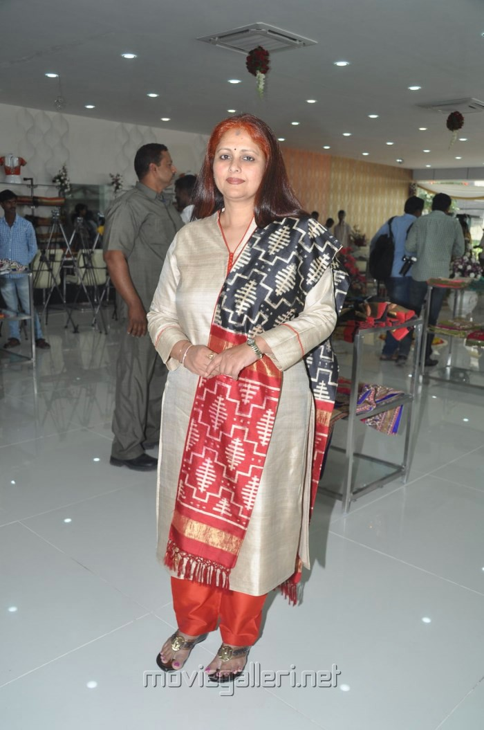 Actress Jayasudha launches Trisha Boutique @ Hyderabad Photos