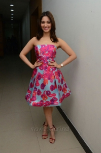 Actress Tamannaah Images @ Okkadochadu Movie Promotions