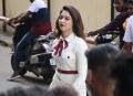 Actress Tamanna Photos @ Captain Marvel Press Meet