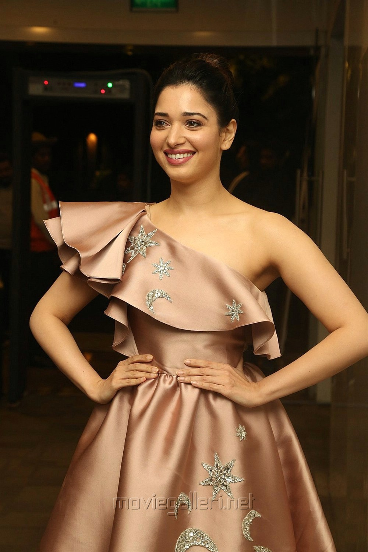 Actress Tamanna Photos @ F2 Movie Press Meet
