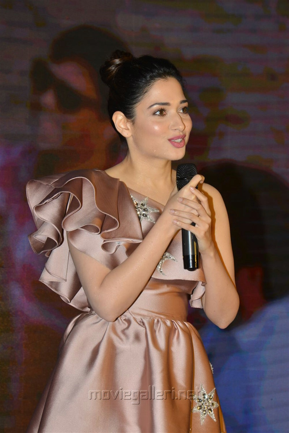 Actress Tamanna Photos @ F2 Fun & Frustration Press Meet