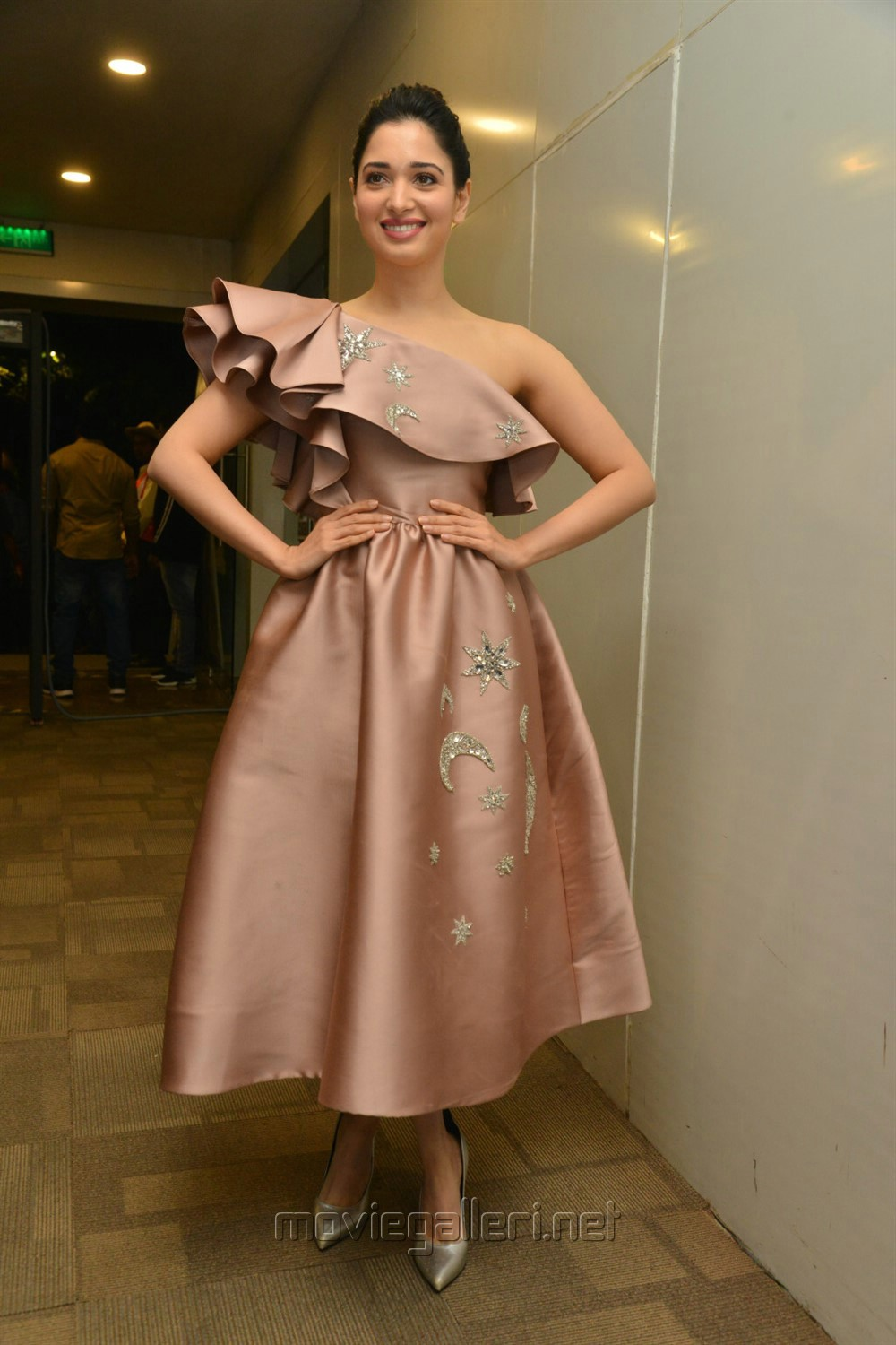Actress Tamannaah Photos @ F2 Fun & Frustration Press Meet