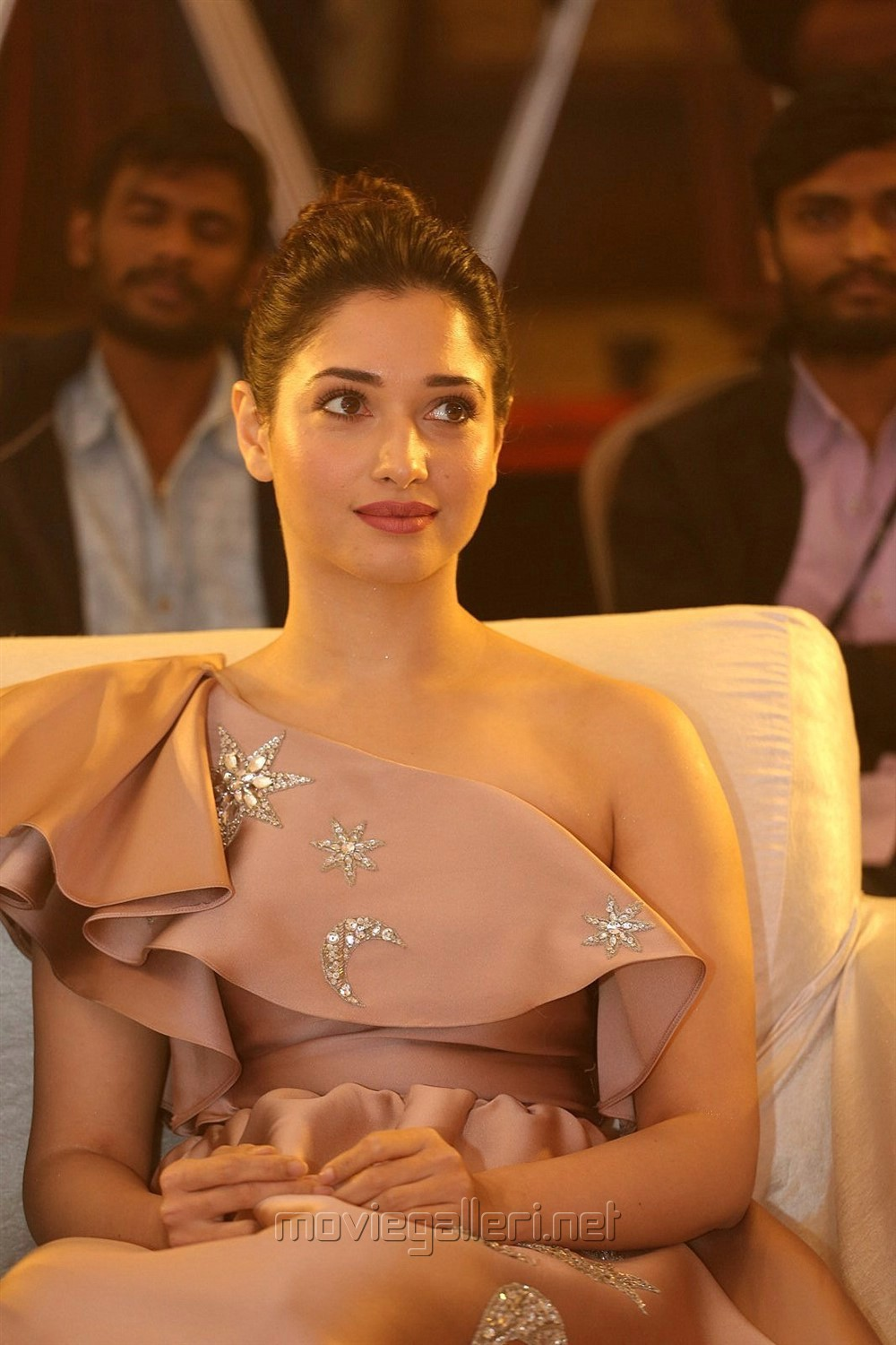 Actress Tamannaah Photos @ F2 Movie Press Meet