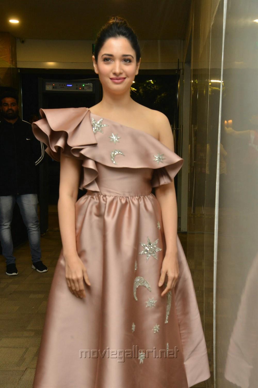 Actress Tamanna Photos @ F2 Fun & Frustration Press Meet