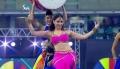 Actress Tamanna Hot Dance Performance Photos @ IPL Opening Ceremony 2018
