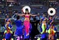 Actress Tamanna Dance Performance Photos @ IPL Opening Ceremony 2018