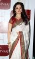 Actress Tamanna as brand ambassador of Joh Rivaaj Saree brand