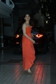 Actress Tamannaah Bhatia in Orange Dress Photos