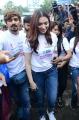 Actress Tamannaah flags off Pink Ribbon Walk at KBR Park Photos