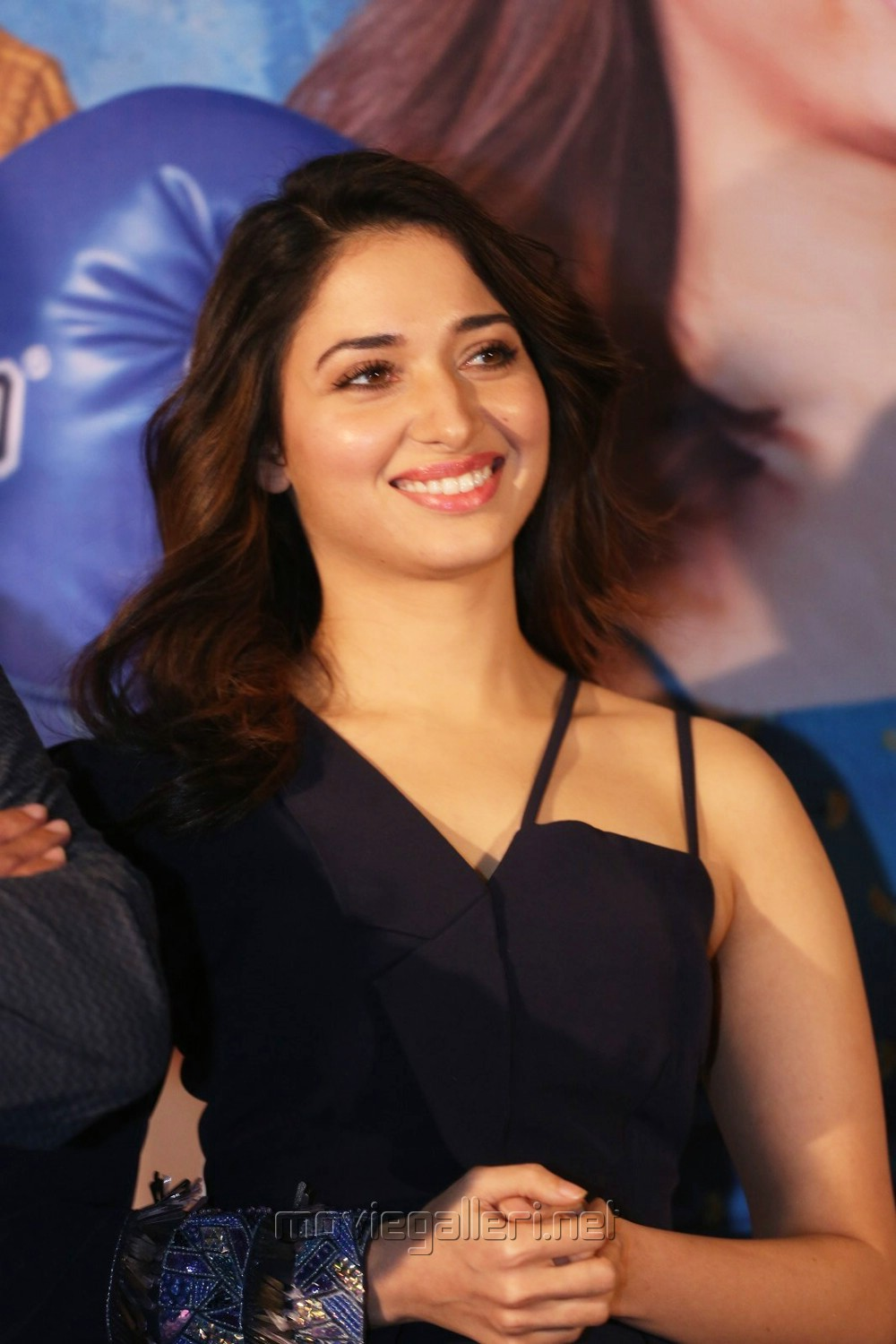Actress Tamannaah Images @ F2 Movie Trailer Launch