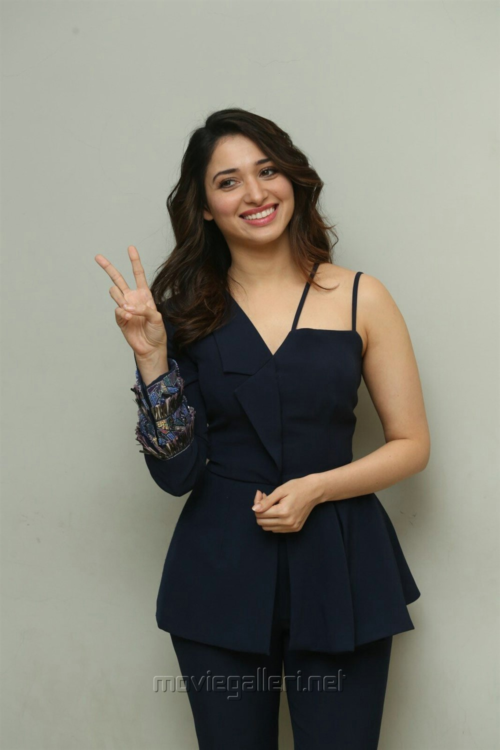 Actress Tamanna Images @ F2 Fun and Frustration Movie Trailer Launch