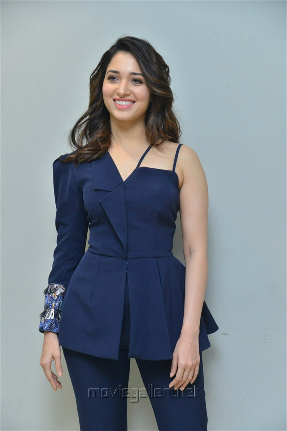 Actress Tamannaah Bhatia Images @ F2 Movie Trailer Launch