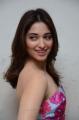Tamil Actress Tamannaah Bhatia in Pink Frock Photos