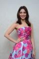 Tamil Actress Tamanna in Pink Frock Photos