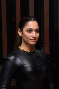 MasterChef Host Tamannaah in Black Dress Photos