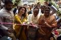 Tamannaah launches Manepally Jewellers Showroom at Punjagutta, Hyderabad