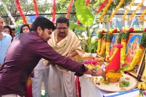 Tamasha Telugu Movie Opening Stills