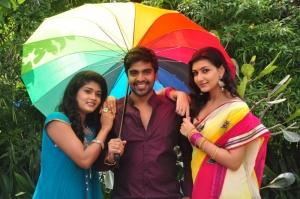 Sunitha, Sri, Neelam Upadhyaya @ Tamasha Movie Opening Stills