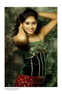 Tamil Actress Archana Hot Photo Shoot Stills