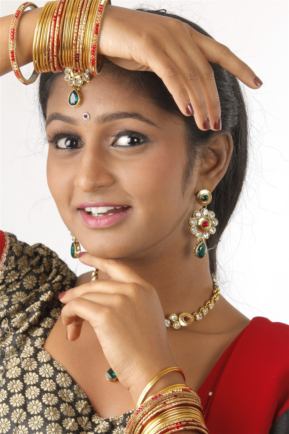 Director Yaar Kannan Daughter Gayathri Photoshoot Images
