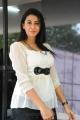 Actress Gayatri Iyer White Top and Black Jeans Photo Shoot Stills