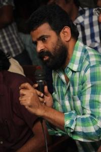 Tamil Director Ameer Sultan Stills
