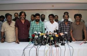 Tamil Directors Association Press Meet Pictures