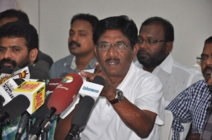 Bharathiraja in Tamil Directors Association Press Meet
