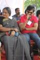 Vadivukarasi, Vivek at Tamil Film Industry Protest Against Service Tax Photos