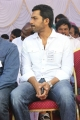 Actor Karthi at Tamil Film Industry Protest Against Service Tax Photos