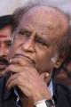 Rajini at Tamil Film Industry Protest Against Service Tax Photos