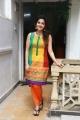 Actress Iswarya Menon @ Tamil Padam 2.0 Movie Pooja Stills