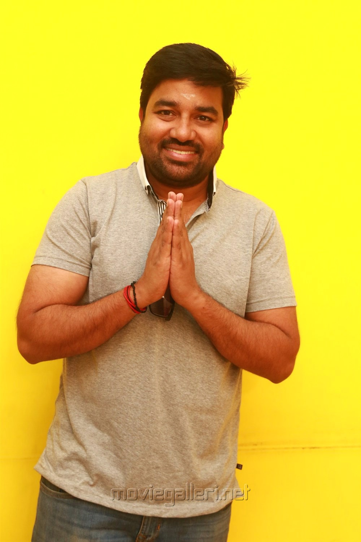Actor Shiva @ Tamil Padam 2.0 Movie Pooja Stills
