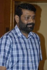 Director Vasanth at Tamil Pesum Kadhanayagi Press Meet Stills