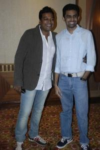 John Vijay, Balaji Mohan at Tamil Pesum Kadhanayagi Press Meet Photos