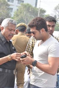 Arun Vijay at Tamil Stars Fasting Against Service Tax Stills