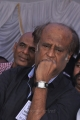 Rajinikanth at Tamil Stars Fasting Against Service Tax Photos