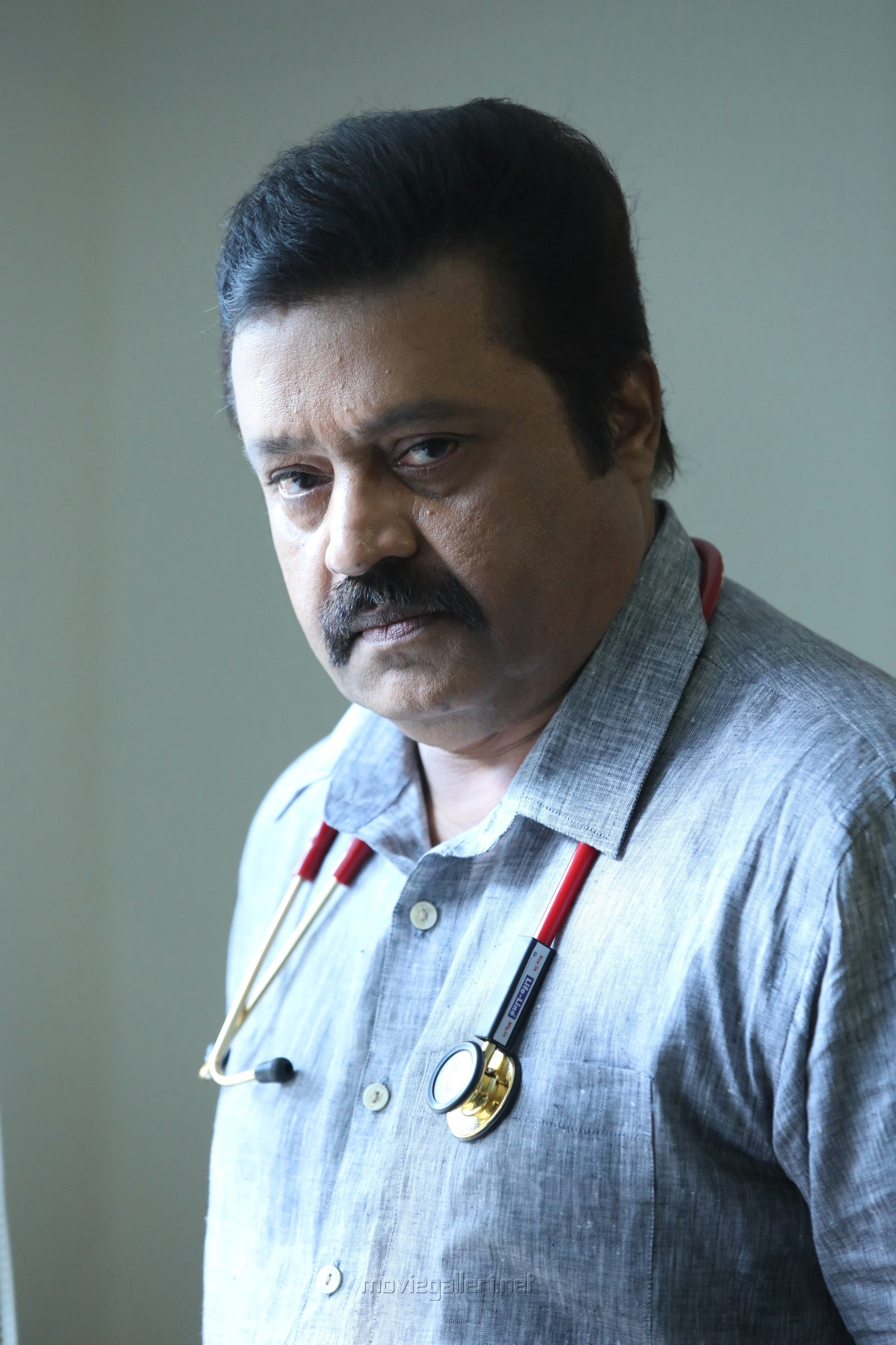 Suresh Gopi in Tamilarasan Movie Latest Stills HD