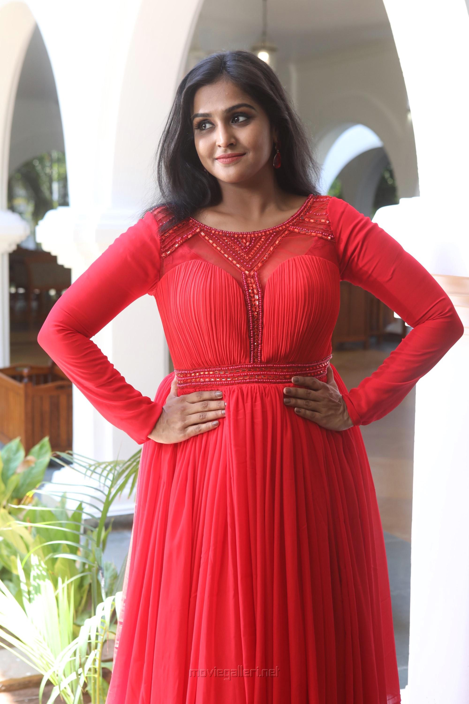 Actress Ramya Nambeesan in Tamilarasan Movie Latest Stills HD