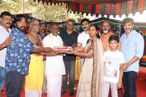 Tamilarasan Movie Launch Stills