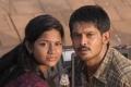 Aishwarya Dutta, Nakul in Tamilukku En Ondrai Aluthavum Movie Photos
