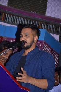 Hiphop Tamizha Aadhi @ Tamizhan Endru Sol Movie Pooja Stills