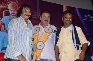 Thamizhan Endru Soll Movie Pooja Stills