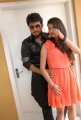 Tanish & Chandini at Devadas Style Marchadu Movie Launch